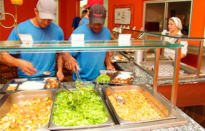 Administração de Restaurante Real Food
