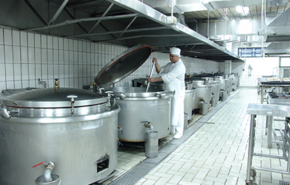 Alimentação Industrial