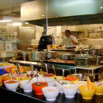 Cozinha Real Food