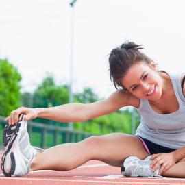 Praticar esportes requer alimentação adequada