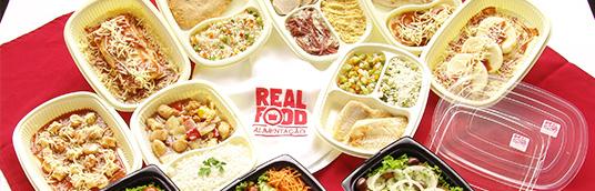 Real Food - Empresa de Alimentação