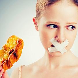 Proibido comer carboidratos