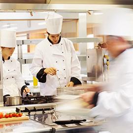 Assessoria completa na montagem de restaurantes