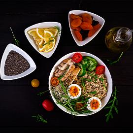 6 dicas para manter a alimentação equilibrada